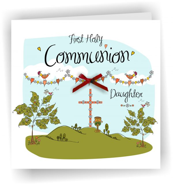 First Holy Communion Daughter