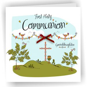 First Holy Communion GrandDaughter