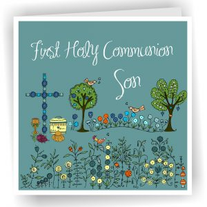 First Holy Communion Son