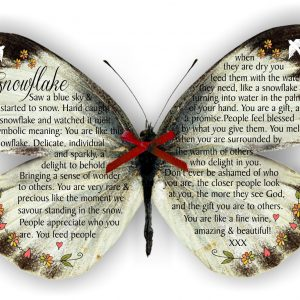 Prophetic Word Butterfly