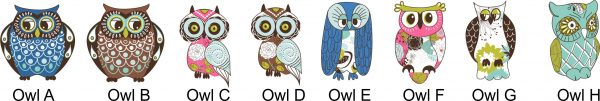 owls family tree Owls