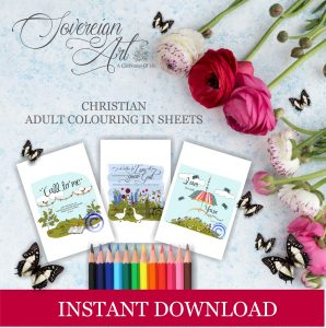 Christian Colouring In Sheets